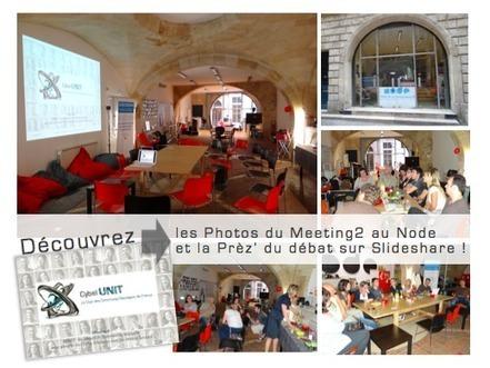 Reportage Photos du Meeting2 de Cybel UNIT, le 7 juin 2013 au Node de Bordeaux   Cybel UNIT - Le Club Officiel des Community Managers de France   Club Officiel des Community Managers de France   Scoop.it