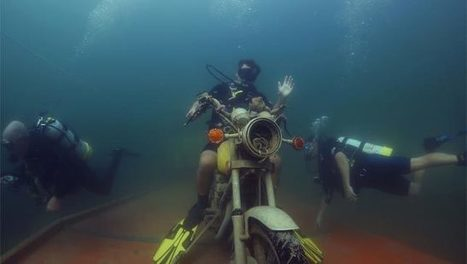 A scuba paradise ... in the Midwest? | MNN - Mother Nature Network - Mother Nature Network | DiverSync | Scoop.it