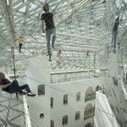 Tomás Saraceno Creates A Playground In The Air | For our Students | Scoop.it