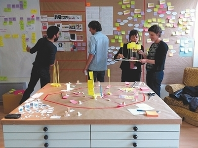 Bibliothèque : la percée du design thinking | Actus de Bib. | Scoop.it