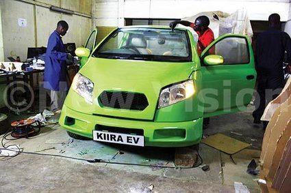 Uganda to start producing cars in 2018 | See Everything Ugandan | Scoop.it