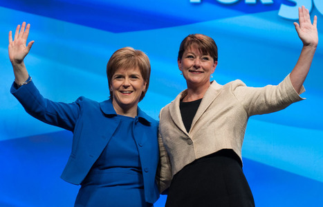 Encouraging activism at the SNP Disabled Member's Conference   My Scotland   Scoop.it