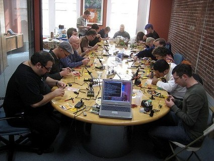 Is it a Hackerspace, Makerspace, TechShop, or FabLab? | FabLabs, design, hackerspaces, makerspaces | Scoop.it