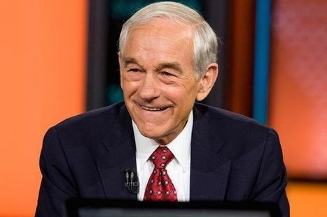 Ron Paul: Here's why #gold is a safe haven again | Gold and What Moves it. | Scoop.it