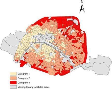 Les Parisiens sont INÉGAUX face à la pollution | URBANmedias | Scoop.it