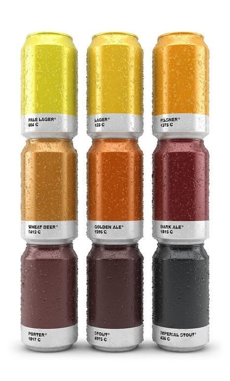 Txaber » Beer colors | Bière | Scoop.it
