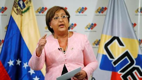 Référendum révocatoire au Venezuela: collecte de signatures au mieux fin octobre | Venezuela | Scoop.it