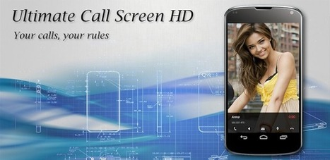 Ultimate Call Screen HD Pro 10.2.1 APK Free Download - APK Gadget™ | Apk Download | Scoop.it