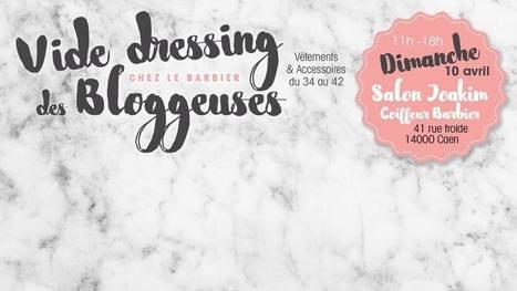 Vide dressing des blogueuses chez le barbier: | Lebeautemps | Scoop.it