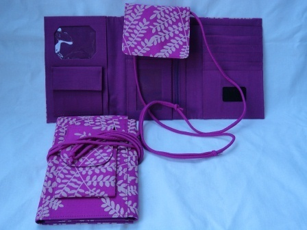 Fair trade Cambodia. Silk printed clutches, ethically handmade by disadvantaged producers group.   Handmade Cambodia   Scoop.it