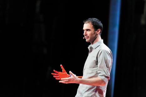 Après s'être reconstruit la main en 3D, il veut réparer tous les handicaps dans un fab lab | Diversité du capital humain et performance économique | Scoop.it