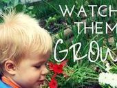 Gardening with Kids | Green Thumb, Red Tomatoes | Scoop.it