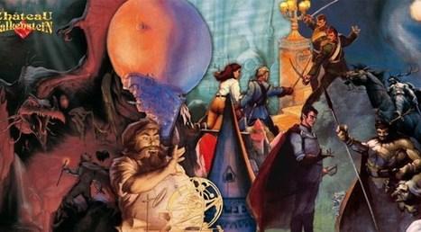 SFU et Les treize meilleurs jeux de rôle historiques-fantastiques | Jeux de Rôle | Scoop.it