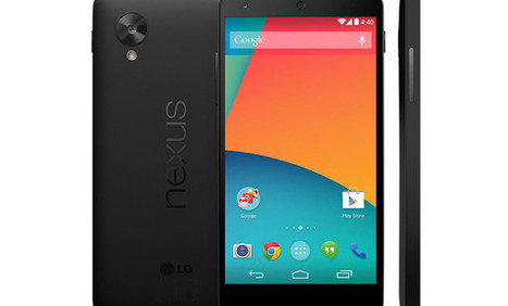 LG Nexus 5 - Full Specifications and Price in Nigeria | Rendezvous | Rendezvous - Nigeria's No1 Technology News Hub | Scoop.it