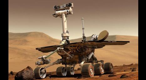 NASA Mars Rovers Win Popular Mechanics 'Breakthrough' Award - NASA Jet Propulsion Laboratory | Planets, Stars, rockets and Space | Scoop.it