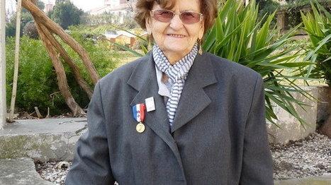 Madeleine Presset, 18 ans à la tête du Souvenir français | Souvenir français | Scoop.it
