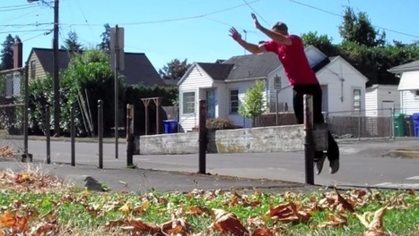 Outdoor Plyometrics - Clearance Jumps   Anything Fitness   Scoop.it