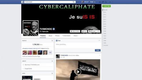 La chaîne TV5 Monde victime d'un piratage de grande ampleur par des individus se réclamant du groupe Etat Islamique | Mediapeps | Scoop.it