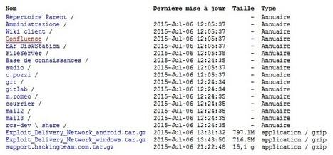 Hacking Team : une attaque de longue date | Libertés Numériques | Scoop.it