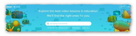 Glean — Find the best videos in education for you | OnlineSupport.Nu Skoltipsar | Scoop.it