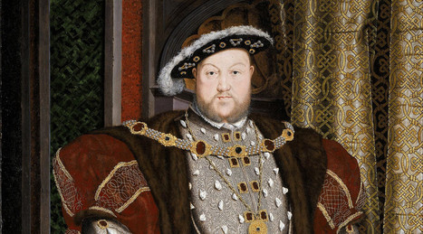 'Wife-murdering tyrant': Henry VIII voted least favorable monarch in history | Global politics | Scoop.it