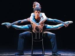 Ballet Revolucion … j'ai rencontré la danse et la sensualité | IGTBB | Scoop.it