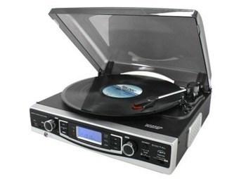 Soundmaster levysoitin, radio ja konvertteri USB/SD kortille - Konerauta.fi verkkokauppa | Konerauta Verkkokauppa | Scoop.it