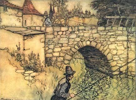 Cuentos de Grimm ilustrados por Arthur Rackham | Babar | Ilustracion | Scoop.it