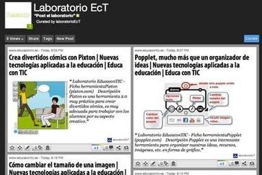 Reúne información de la web con Scoop-it! | Nuevas tecnologías aplicadas a la educación | Educa con TIC | Aprender en la era digital- PLE | Scoop.it