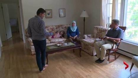 Syrian refugee families embrace life in Halifax | Nova Scotia is Awesome! | Scoop.it