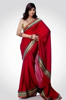 How to Wear Indian Saree and Look Slim? Indian Saree Fashion Tips, Uncategorized | Fashion | Scoop.it