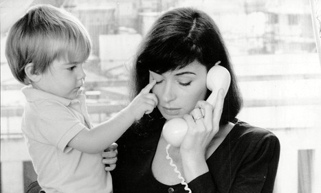 Children whose mothers work do NOT suffer academically, study finds | Children's cognitive abilities relatively unaffected by having working mothers | Scoop.it