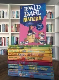 Roald Dahl Read-a-thon – Better Reading | Reading discovery | Scoop.it