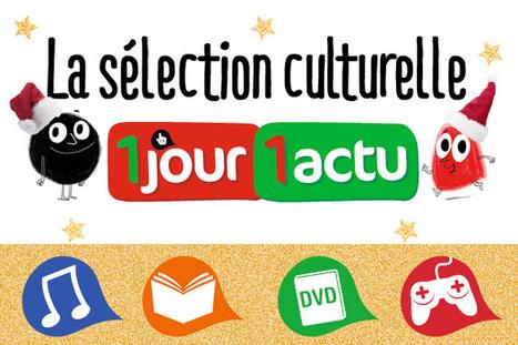 Des idées culture et cadeaux pour les enfants   1jour1actu   Scoop.it