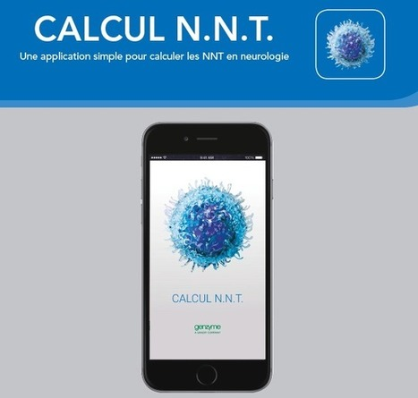 Calcul N.N.T. : application pour calculer les NNT en neurologie | Buzz e-sante | Scoop.it