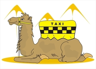 What to do with my luggage on a desert trip from Marrakech? | Marrakech Airport taxis | Scoop.it