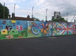 Olympic inspired Street Art project rejuvenates Alton site - East Hampshire News | Arts, Films and Writing | Scoop.it