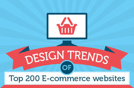 Infografica: 14 Design Trends dei migliori Checkouts Ecommerce | E-Commerce | Scoop.it