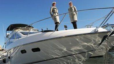 China's Wanda to buy UK yacht maker | AS Macro Economics | Scoop.it