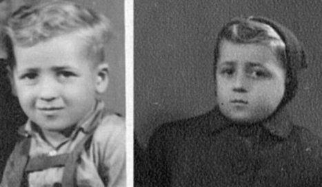 A la recherche de son jumeau perdu à Auschwitz - ParisMatch.com   Rhit Genealogie   Scoop.it