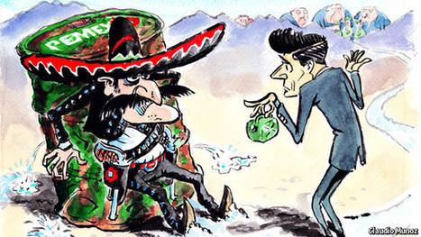 Giving it both barrels | Mexican politics | Scoop.it
