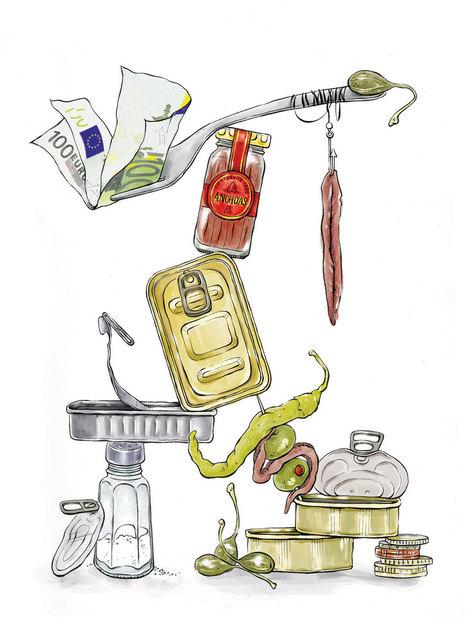 #Innovación #InnovaciónAbierta: ¿Qué lecciones económicas se pueden sacar de una lata de anchoas?   Orientar   Scoop.it