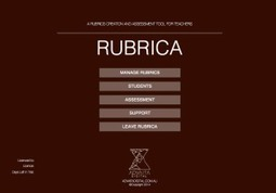 RUBRICA | A rubric creation and assessment tool for iPad | iPads and iPhones in education | Scoop.it