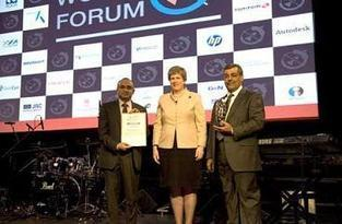Qatar Petroleum honoured with Geospatial World Excellence Award ... | Geospatial Industry | Scoop.it