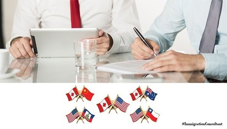 How to Take Help of Immigration Consultants for Migrating to Foreign Country? | Immigration | Scoop.it