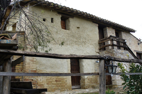 Le Marche Earth Houses | Le Marche another Italy | Scoop.it