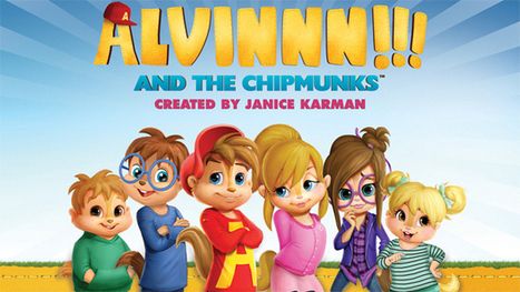 ANIMATION MAGAZINE | Nick Picks Up New 'Alvinnn!!!' from PGS | Ouido-Productions | Scoop.it
