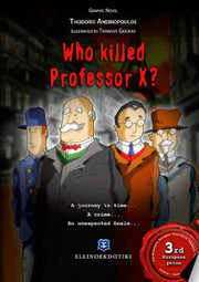 Who Killed Professor X? Teaching Math Through A Graphic Novel | K-12 Web Resources - Math | Scoop.it