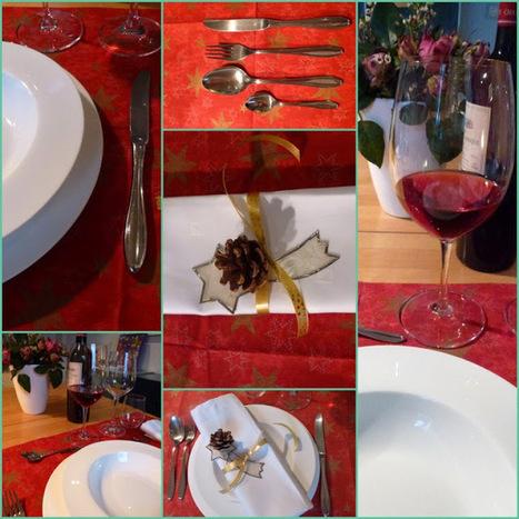 hundertachtziggrad°: Weinrallye #57 - Foodpairing - Weine zum 180° Weihnachtsmenü 2012   Weinrallye   Scoop.it