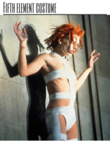 Fifth element costume | For home | Scoop.it